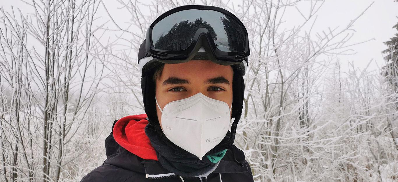 Wer sollte FFP2 Masken tragen?